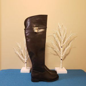 Just Fab Over The Knee Demie Riding Boots